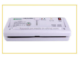 Household Vacuum Sealing Packing Machine for Food pictures & photos