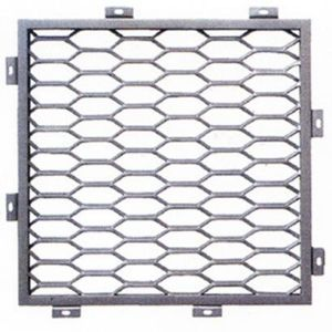 Artistic Mesh Style Aluminum Mesh Panel with Factory Price pictures & photos