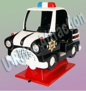 Kiddie Ride Police Mini Car pictures & photos