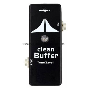 Clean Buffer and Vintage Coil Equalization Mini Guitar Pedal pictures & photos