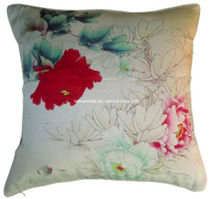 Digital Printing Silk Cushion Cover (SC02)