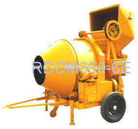 New Jzc350 Self Loading Mobile Concrete Mixer Machine pictures & photos