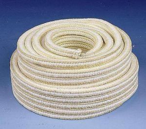 White PTFE Packing with Aramid Corners for Sealing pictures & photos