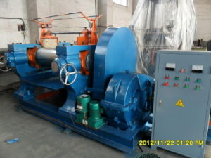Rubber Two Roller Mixing Mill pictures & photos