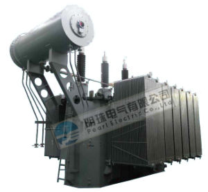 110KV Class Oil-Immersed Power Transformer pictures & photos