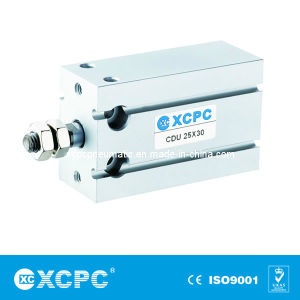 Free Installation Pneumatic Cylinder (CDUK, CU Series) pictures & photos