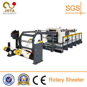 High Output Rotary Paper Sheeting Machine pictures & photos