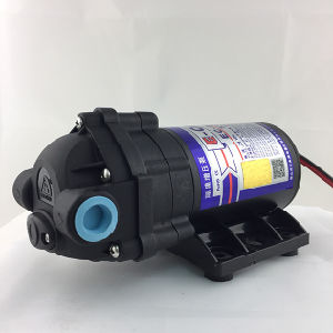 DC Pump 24V 50gpd 0.55 L/M Compact Size Homr RO System Ec802 pictures & photos