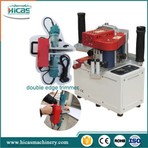 Safety Deluxe Portable Edge Banding Machine pictures & photos