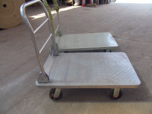 Hand Trolley Cart pictures & photos