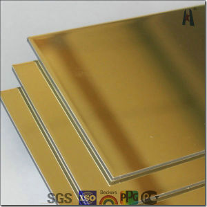PVDF Wall Panel Plastic Composite Panel pictures & photos