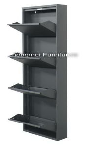Metal Shoe Cabinet (MSC-02) pictures & photos