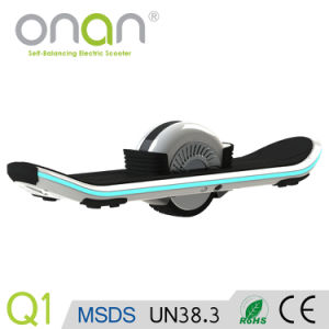 Wonderful Design 2016 One Wheel Boosted Skateboard