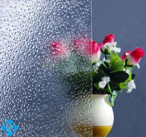 Clear Pattened Glass (BR001)