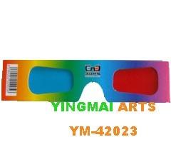 Promotion Paper 3D Glasses (YM-42023)