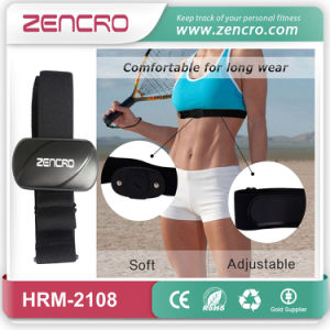 Bluetooth 4.0 Low Comsumption Heart Rate Monitor Chest Belt