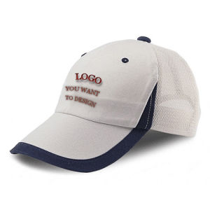 Fashion Cap/ Fitted Cap/Soft Mesh Cap with Embroidery