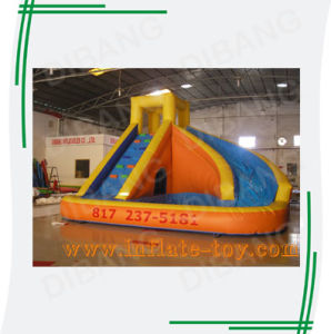 Inflatable Water Slide (DB-86)