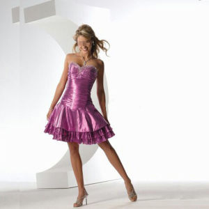 Designer Bridesmaid Dress (LR-S041)
