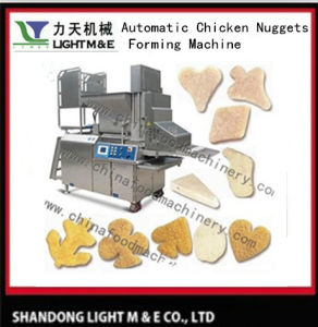 Automatic Chicken Nuggets Forming Machine pictures & photos