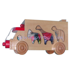 Wooden Toy - Vehicle (002)