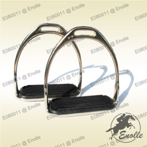 English Stirrup Iron (E080011)