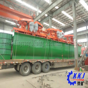 High Recovery Rate and Final Grade Gold Ore Flotation Separator pictures & photos