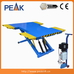 China Manufacturer Portable Scissor Mini Lifting (EM06) pictures & photos