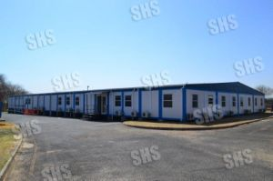 Flat Pack Container/Container House/Prefab Camping (shs-fp-camp070) pictures & photos