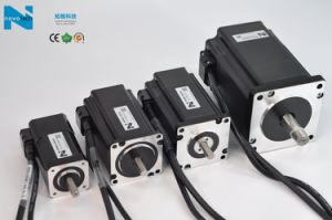 China Cheap Hybrid Servo Stepper Motor Add Brake pictures & photos