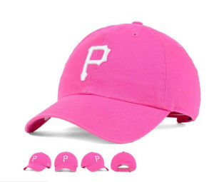 2016 Great Fashion Magenta Color Adjustable Pink Baseball Cap pictures & photos