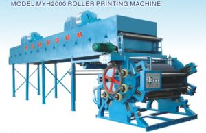 Textile Roller Printing Machine (MYH2000) pictures & photos