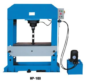 Hydraulic Press Machine (HP-100 150 200 300 400 500 630) pictures & photos