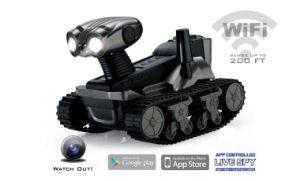 WiFi Camera Tank