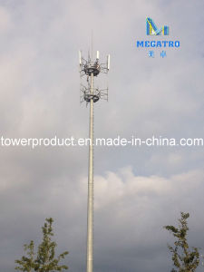 Monopole Tower for GSM (MG-GSM003) pictures & photos