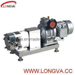 Stainless Steel Sanitary Rotor Pump pictures & photos
