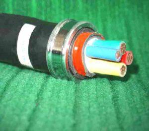Fire Resistant XLPE Insulated Cable Cu/XLPE/PVC 0.6/1kv pictures & photos