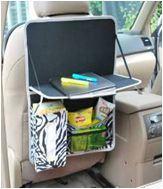 Best Quality Car Seat Storage Organizer Trunk Organizer with Table