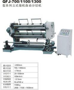 Type Series Of Vertical Computer Auto Split Cutting Machine (QFJ-700/1100/1300) pictures & photos