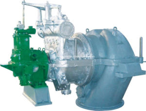 Condensing Steam Turbine (N15-3.43)
