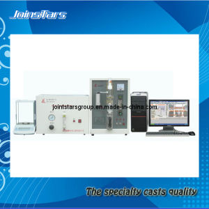 Carbon and Sulfur Analyzer (HW-2000EC) pictures & photos