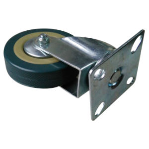 Heavy Duty Industrial Furniture PU Caster Wheel (F0206) pictures & photos