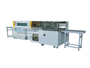 Automatic Side Sealing and Shrinking Machine Gpl-5545c+GPS-5030 pictures & photos