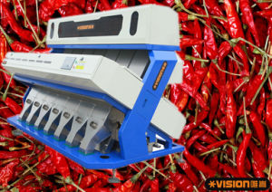 Dry Chili CCD Color Sorting Machine Large Capacity pictures & photos