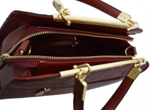 Hot Sell Ladies Tote Handbags (345D)