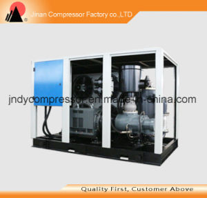 Variable Frequency Screw Type Air Compressor pictures & photos