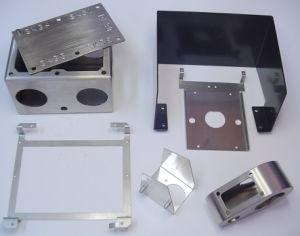 Sheet Metal Stamping Parts Powder Coated