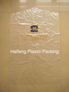 Garment Hanger Bag/ Plastic Packing Bag /Cloth Bag pictures & photos