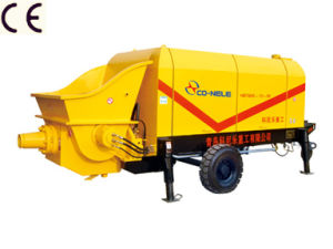 CE Certification Concrete Pump (Motor Model)