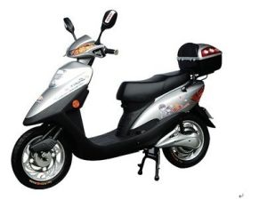 Hybrid Scooter (HYB-002)